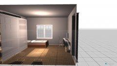 Raumgestaltung Nahyara in der Kategorie Schlafzimmer