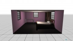 Raumgestaltung narncc in der Kategorie Schlafzimmer