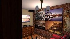 Raumgestaltung Nasza sypialnia in der Kategorie Schlafzimmer