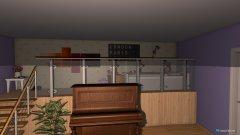 Raumgestaltung Natalie's Room in der Kategorie Schlafzimmer