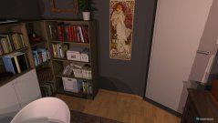 Raumgestaltung natalkina izba in der Kategorie Schlafzimmer