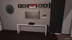 Raumgestaltung Nedim's Zimmer - WG in der Kategorie Schlafzimmer