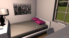 Raumgestaltung Nele 2 in der Kategorie Schlafzimmer