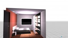 Raumgestaltung nero1 in der Kategorie Schlafzimmer