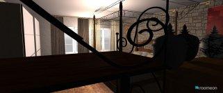 Raumgestaltung Nestle in der Kategorie Schlafzimmer