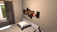 Raumgestaltung Neuanfang in der Kategorie Schlafzimmer