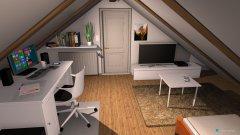 Raumgestaltung Neue WG in der Kategorie Schlafzimmer