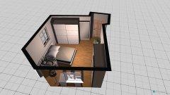 Raumgestaltung Neue Wohnung Schlafer in der Kategorie Schlafzimmer