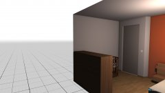 Raumgestaltung neues Schlafzimmer in der Kategorie Schlafzimmer