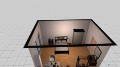 Raumgestaltung neues zimmaaaaa in der Kategorie Schlafzimmer