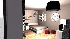 Raumgestaltung Neues Zimme Eve in der Kategorie Schlafzimmer