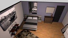 Raumgestaltung neues zimmer der eltern in der Kategorie Schlafzimmer