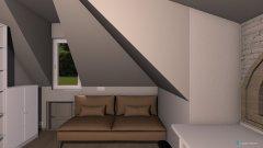 Raumgestaltung neues zimmer III in der Kategorie Schlafzimmer