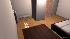 Raumgestaltung neues zimmer luxus in der Kategorie Schlafzimmer