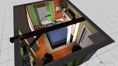 Raumgestaltung neuesSchlafzimmer in der Kategorie Schlafzimmer