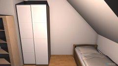 Raumgestaltung neueszimmer in der Kategorie Schlafzimmer