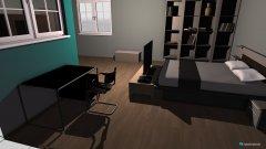 Raumgestaltung neus zimmer in der Kategorie Schlafzimmer