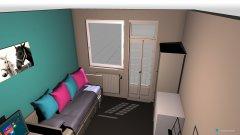Raumgestaltung New bedroom in der Kategorie Schlafzimmer