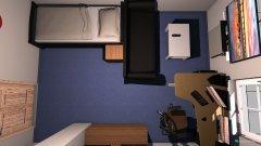 Raumgestaltung new leonzimmer in der Kategorie Schlafzimmer
