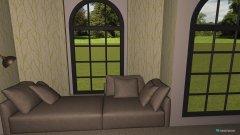 Raumgestaltung New Modern in der Kategorie Schlafzimmer