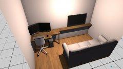 Raumgestaltung new plan in der Kategorie Schlafzimmer