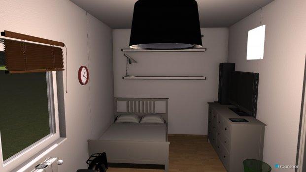 Raumgestaltung new room at colins in der Kategorie Schlafzimmer