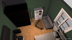 Raumgestaltung New ROOM VORLAGE in der Kategorie Schlafzimmer