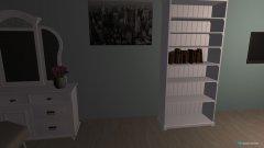 Raumgestaltung New room in der Kategorie Schlafzimmer