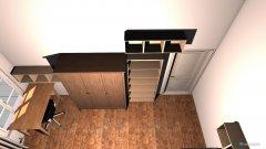 Raumgestaltung New Zimmer in der Kategorie Schlafzimmer