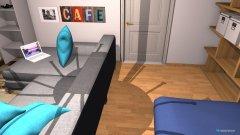 Raumgestaltung Nicks Zimmer in der Kategorie Schlafzimmer