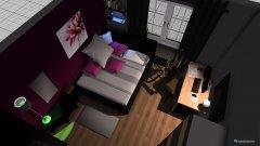 Raumgestaltung nicky zimmer in der Kategorie Schlafzimmer