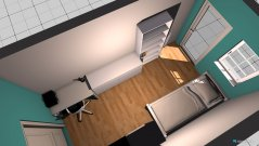 Raumgestaltung Nico in der Kategorie Schlafzimmer
