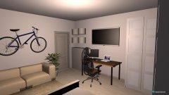 Raumgestaltung Nicos Zimmer in der Kategorie Schlafzimmer