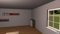 Raumgestaltung Niels Zimmer in der Kategorie Schlafzimmer
