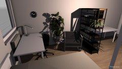 Raumgestaltung nikitas raum in der Kategorie Schlafzimmer