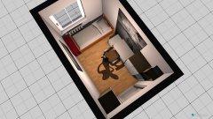 Raumgestaltung NiklasRaum in der Kategorie Schlafzimmer