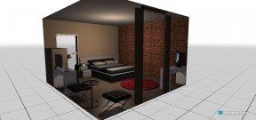 Raumgestaltung nikos3 in der Kategorie Schlafzimmer