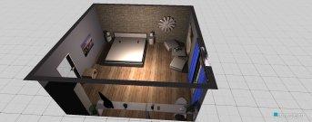 Raumgestaltung nikos in der Kategorie Schlafzimmer