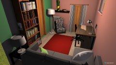 Raumgestaltung Nils 2 in der Kategorie Schlafzimmer