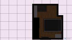 Raumgestaltung NilsSchlafzimmer in der Kategorie Schlafzimmer
