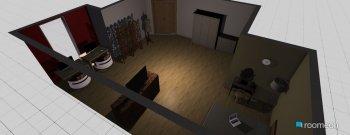 Raumgestaltung nina schu in der Kategorie Schlafzimmer