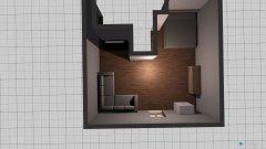 Raumgestaltung Nina Zimmer 2 in der Kategorie Schlafzimmer