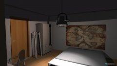 Raumgestaltung NKSRV in der Kategorie Schlafzimmer
