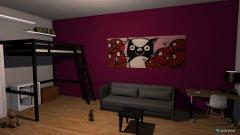 Raumgestaltung NOELYE in der Kategorie Schlafzimmer