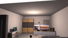 Raumgestaltung Noo2 in der Kategorie Schlafzimmer