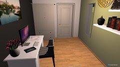 Raumgestaltung Nora's Zimmer in der Kategorie Schlafzimmer