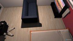 Raumgestaltung Nouvelle Chambre in der Kategorie Schlafzimmer