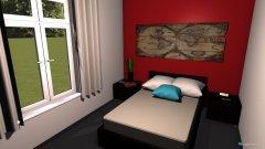 Raumgestaltung nuestra hab in der Kategorie Schlafzimmer