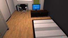 Raumgestaltung o in der Kategorie Schlafzimmer