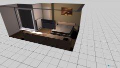 Raumgestaltung oben  in der Kategorie Schlafzimmer
